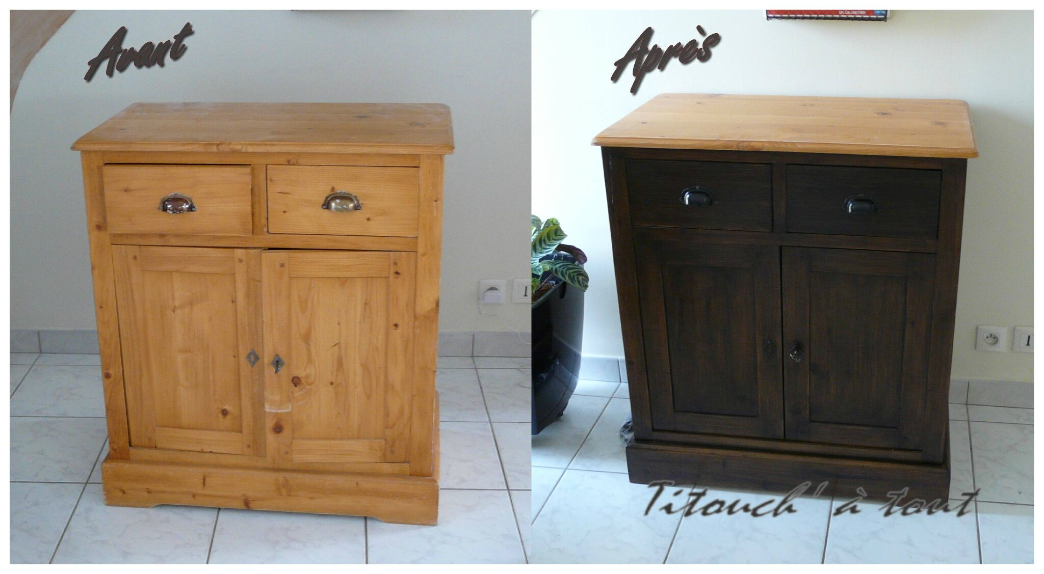 customiser cuisine en bois