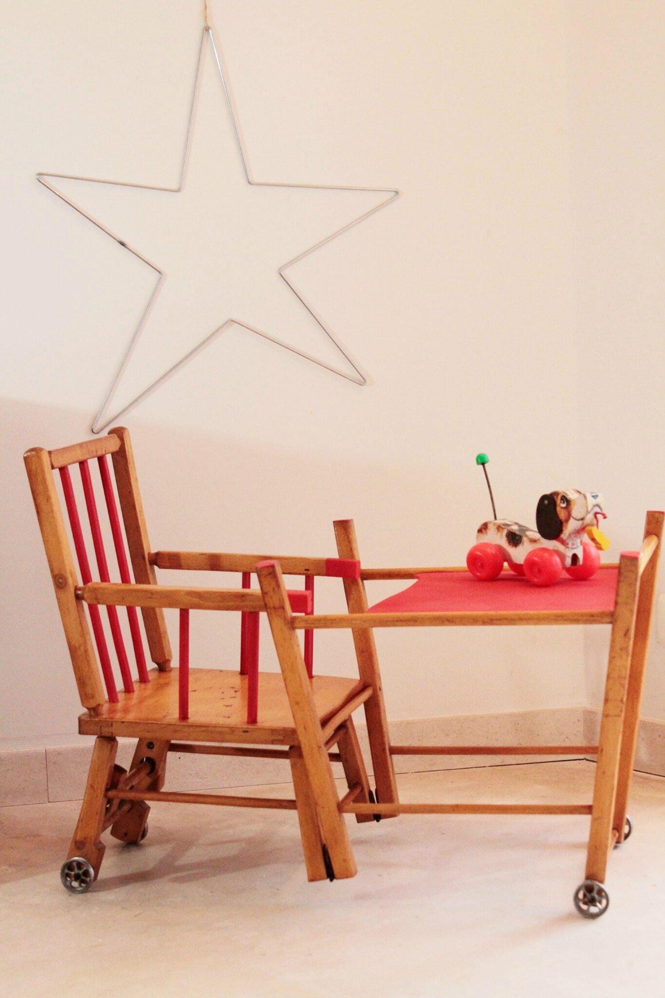 chaise table pour tout petit