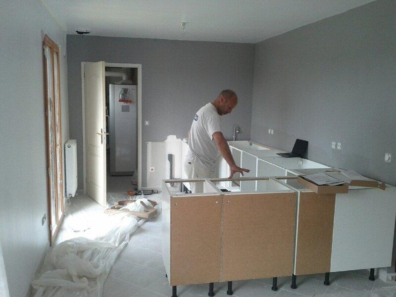 brico depot meuble de cuisine haut