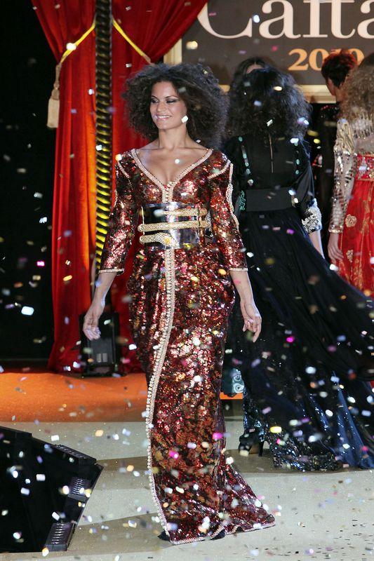 Styliste Kacem Sahl  Fashion guide de la mode orientale