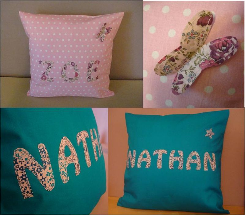 Tuto Couture Coussin