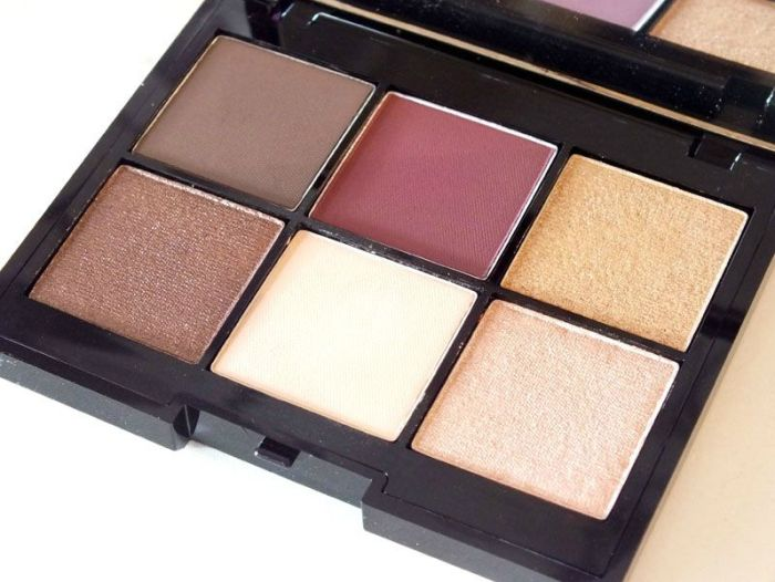 Kiko-Colour-Impact-Eyeshadow-Palette-lounge-warm-tones-makeup-maquillage-yeux-exemple-prune-doré-mat-brillant-dark-heroine (1)