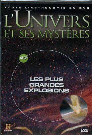 L Univers Et Ses Mysteres : univers, mysteres, L'Univers, Mystères:, Grandes, Explosions, Voyance