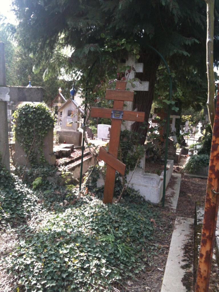 Cimetire russe de Sainte Genevive des bois