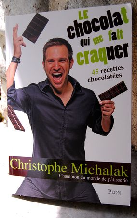 pudding chocolat christophe michalak