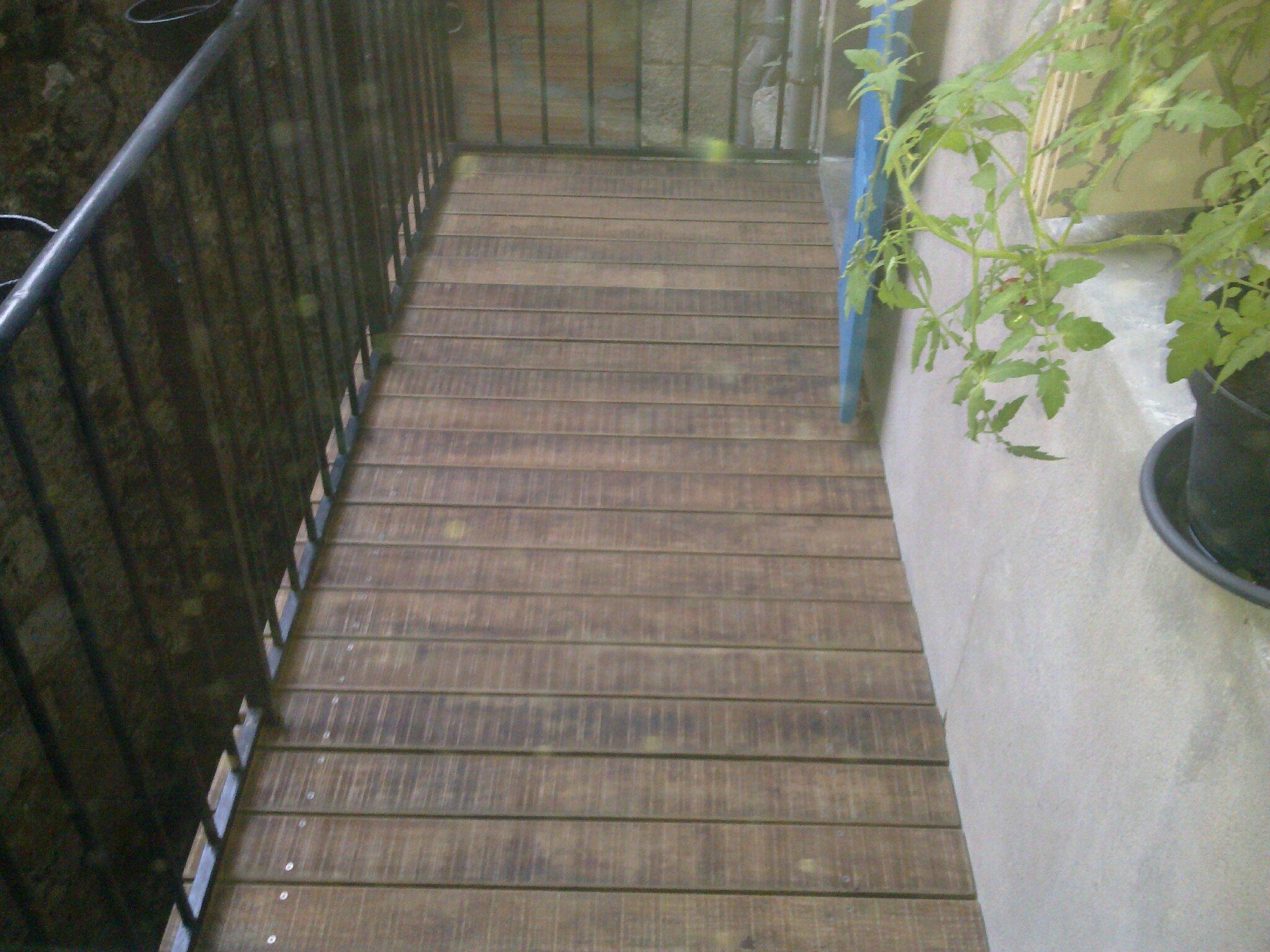 terrasse balcon bordeaux 5m2  Album photos  frederic emont terrasse