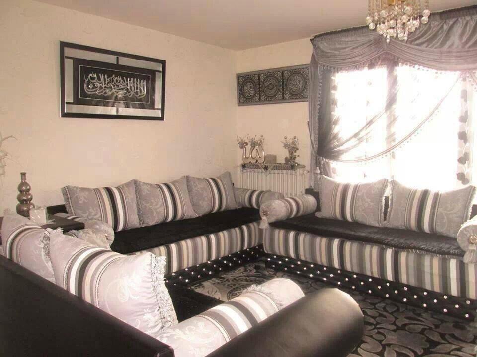 Salon Marocain Ultra Moderne - Décoration de maison idées de design ...