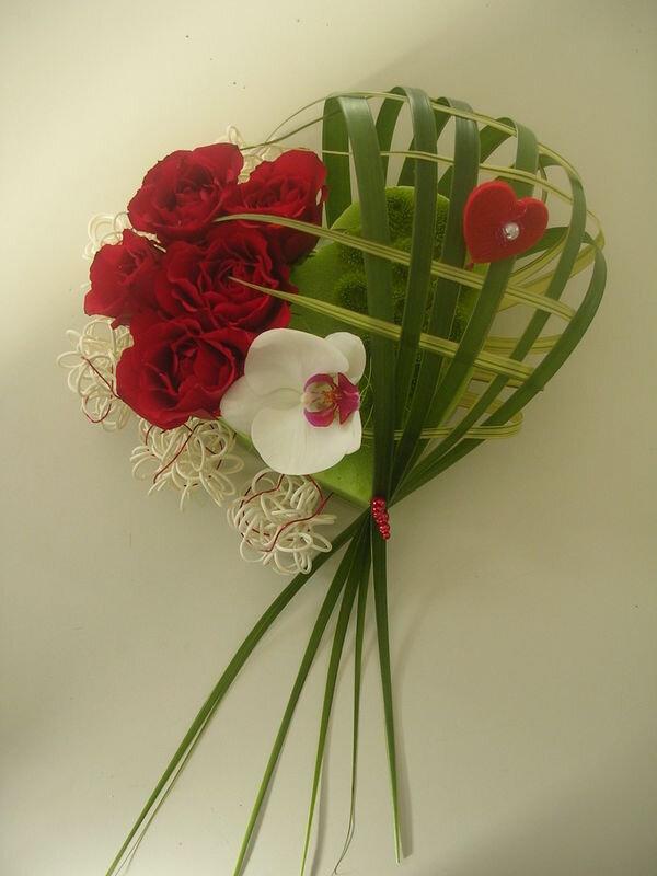 Venez Crer Votre Bouquet De La St Valentin LATELIER FLOR