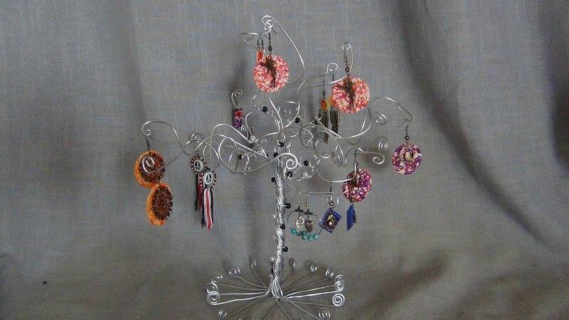 tuto arbre a bijoux en fil d aluminium