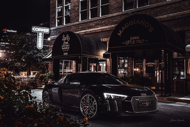 The drive and its partners may earn a commission if you purchase a product through one of our links. Audi Dark Car Vehicle City Audi R8 Black Cars Hd Wallpaper Wallpaperbetter