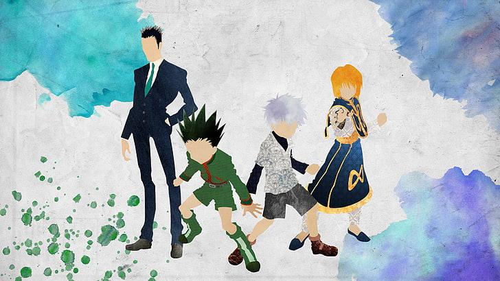 Hunter X Hunter Anime Hd Wallpaper Wallpaperbetter