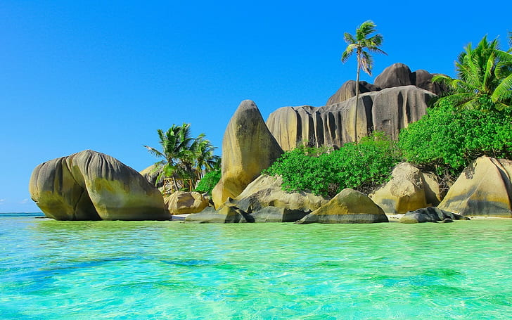 nature paysage mer plage fond d ecran
