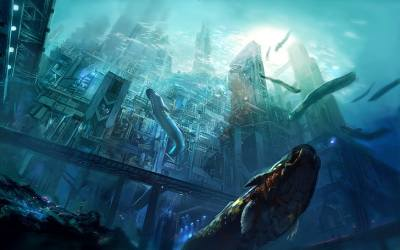 Page 2 Underwater city HD wallpapers free download Wallpaperbetter