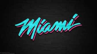 Basketbol, Miami Heat, Amblem, NBA, HD masaüstü duvar kağıdı