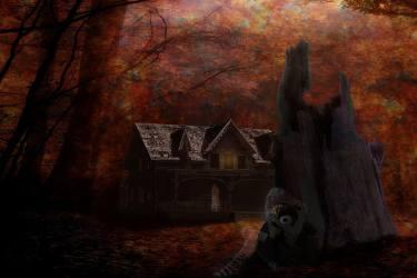 Arte ilustración espeluznante oscuro fantasía fantasma gótico halloween Fondo de pantalla HD Wallpaperbetter