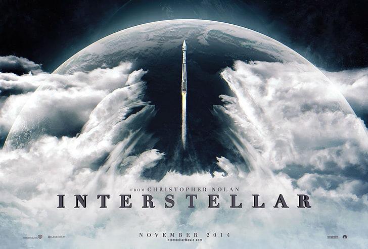 interstellar film poster hd wallpapers
