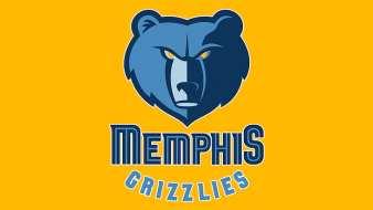Basketbol, Memphis Grizzlies, Logo, NBA, HD masaüstü duvar kağıdı