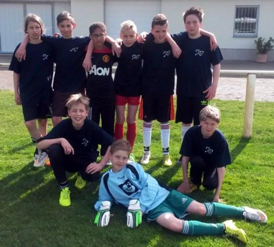 Jugend trainiert für Olympia - Fußball 1