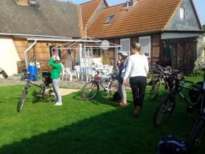 Klassenfahrt Spree – Unsere Fahrradtour durch die Heimat 3