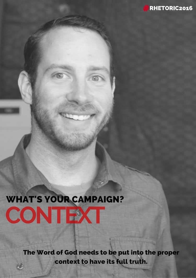 Sean -- What's Your Campaign-