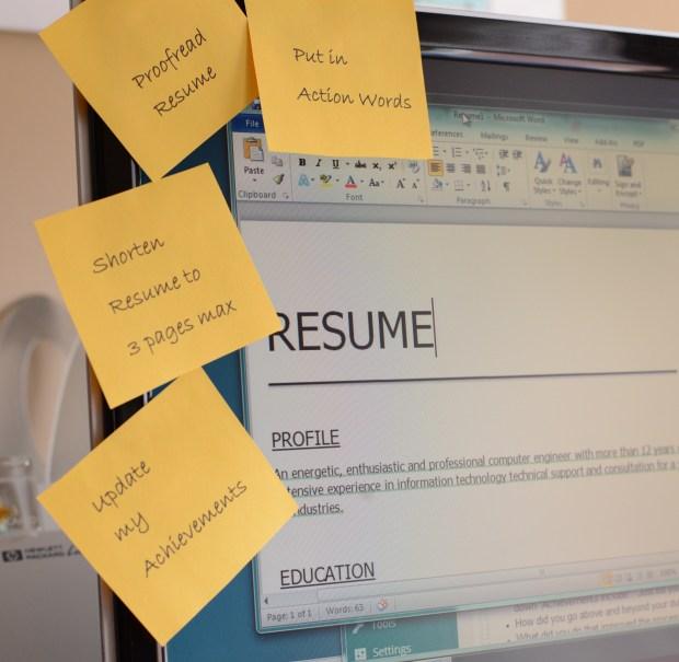 5 Easy to Correct Resume Mistakes |