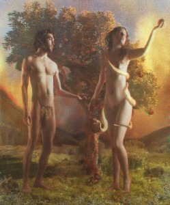Kids Bible Story of Adam and Eve