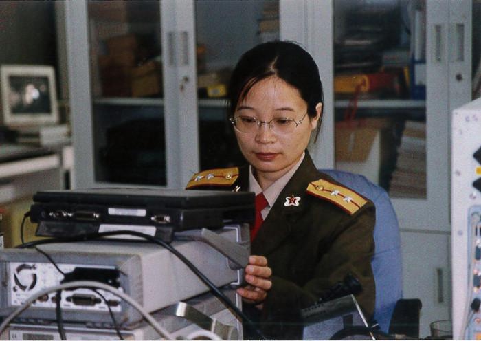 圖說榜樣④ 王淑芳:追星星的女神_共產黨員網