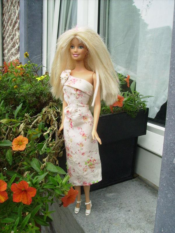 Coudre Des Vtements De Barbie 6 La Maison
