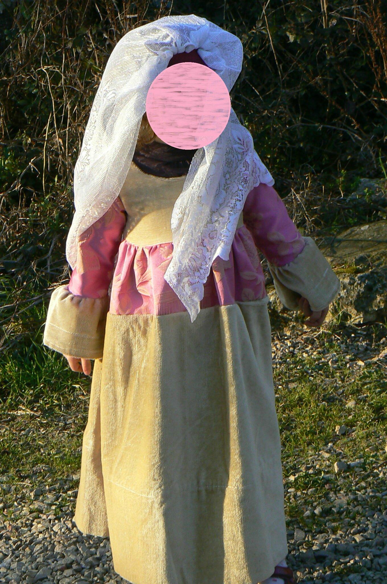 Rideaux Et Robe De Princesse