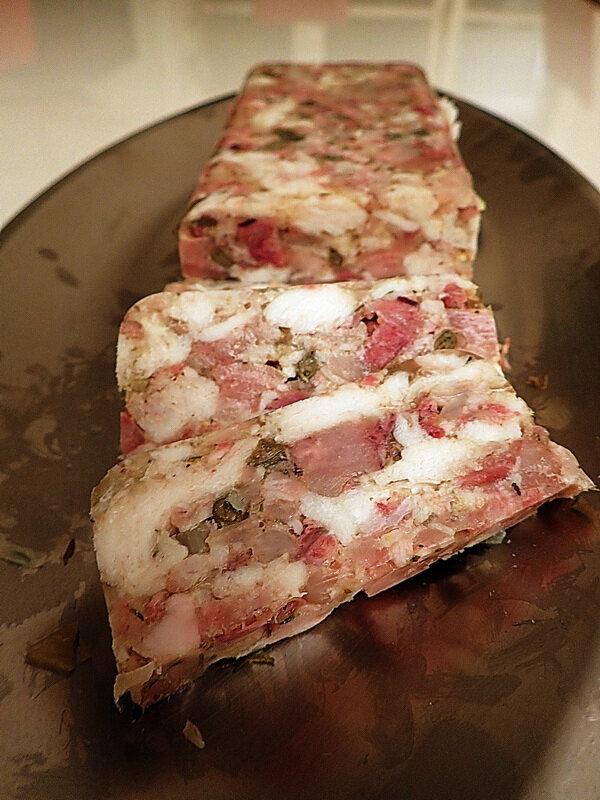 Cuisson Pied De Porc : cuisson, Pressé, Cochon, Cuisine