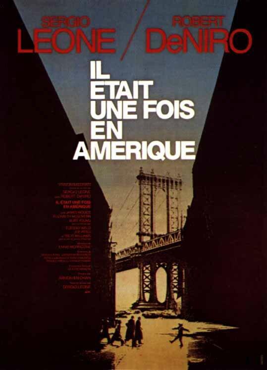 Il était Une Fois En Amerique : était, amerique, Était, Amérique, E-Pôle-Art