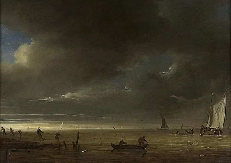 The Golden Age of Dutch Seascapes  the Peabody Essex
