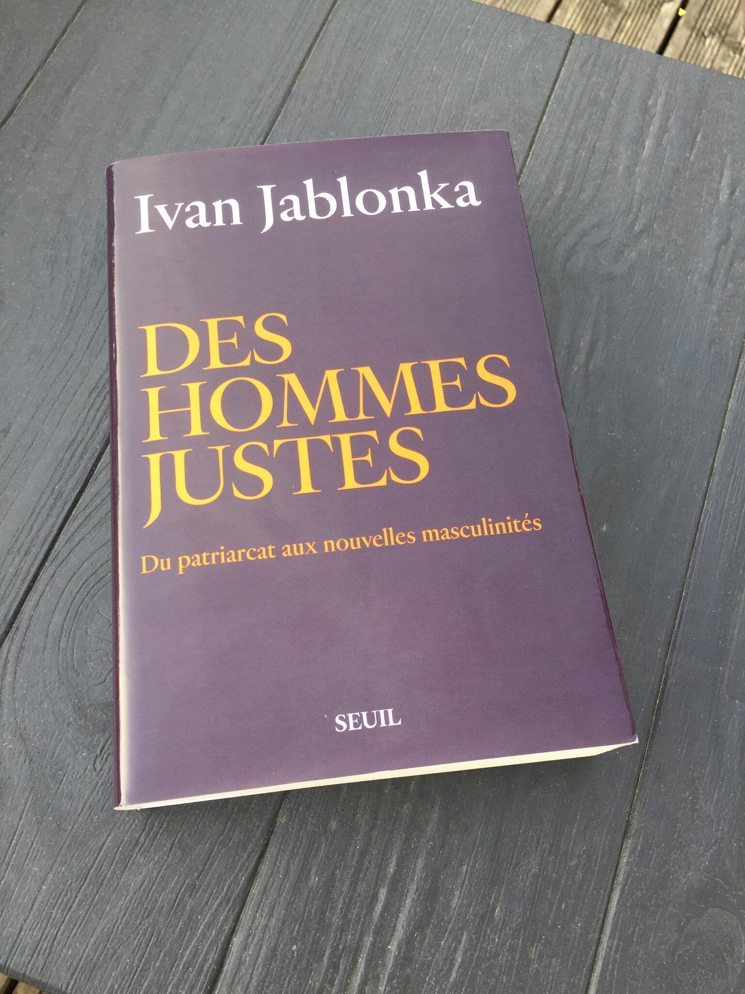 Ivan Jablonka Des Hommes Justes : jablonka, hommes, justes, Hommes, Justes, D'Ivan, Jablonka, LECTURES, MOUTON