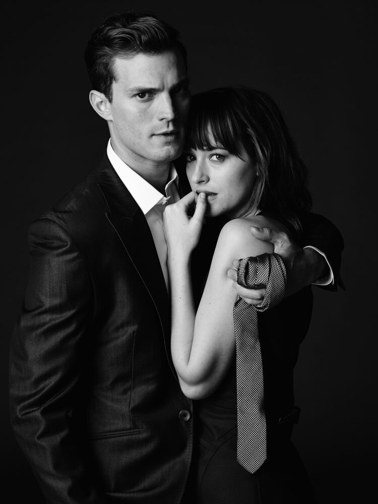 Image result for christian gray and anastasia steele