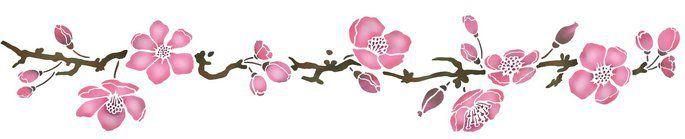 Résultats de recherche d'images pour «frise de fleurs»
