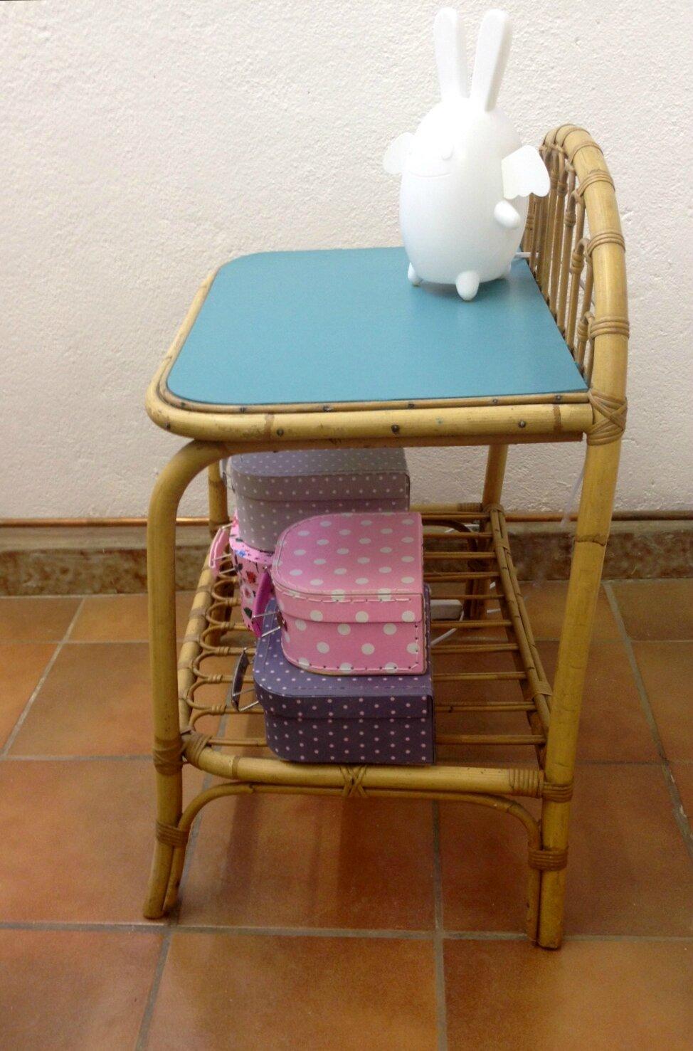 Petit meuble en rotin  La Petite Factory de Julie