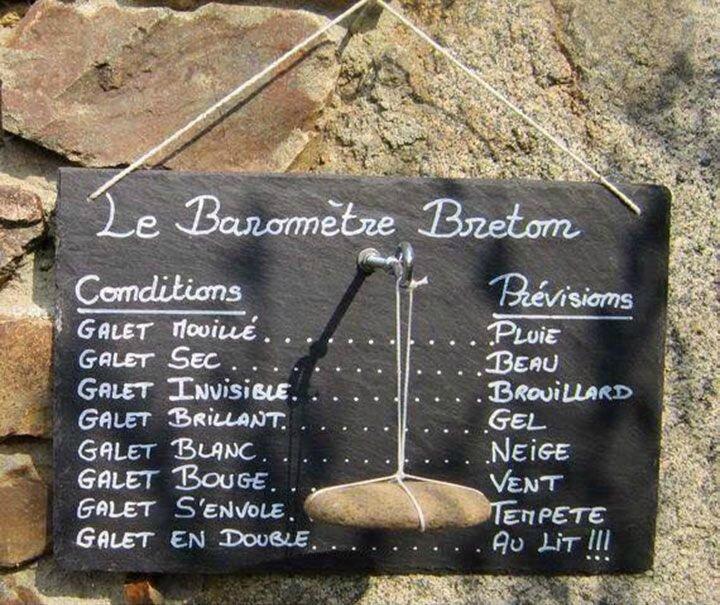 Humour Baromtre Breton Mosaques De Lectures Et Dimages