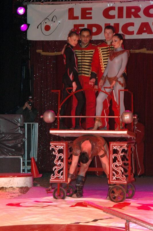 Cirque Educatif Sin Le Noble : cirque, educatif, noble, Cirque, Educatif, Noble, Fevrier, Nounous, Flines