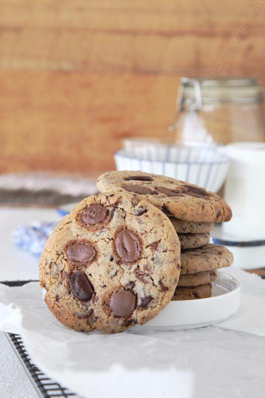 Cyril Lignac Recette Cookies : cyril, lignac, recette, cookies, Recette, Cookies, Chocolat, Cyril, Lignac, (challenge, Miam-miam