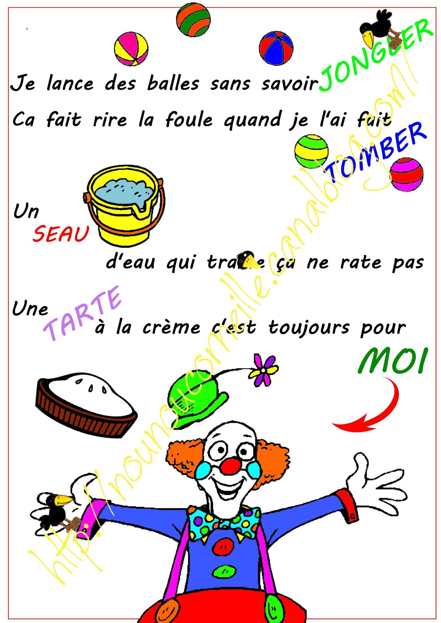 Jai Un Gros Nez Rouge : rouge, Rouge, (version, Longue), Photo, Comptines, Illustrées, Nounou, Corneille
