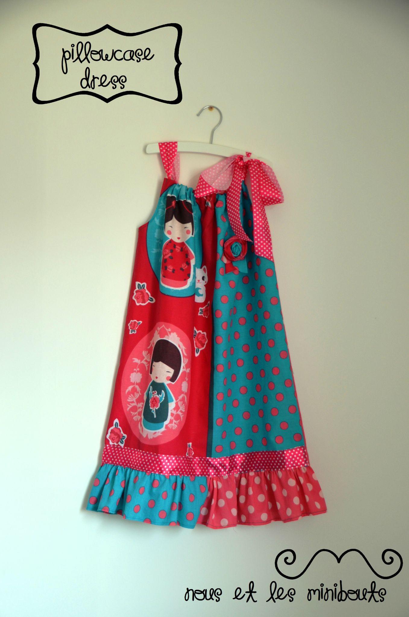 couture facile une robe pour ma minibout