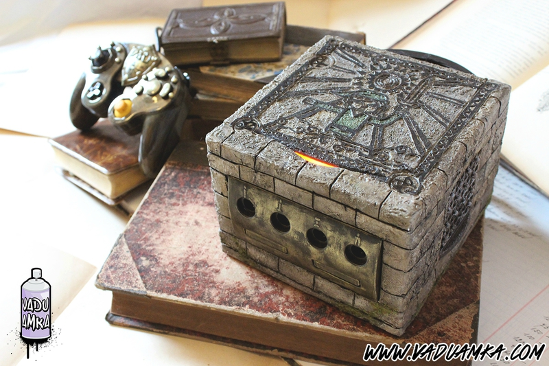 gamecube the legend of
