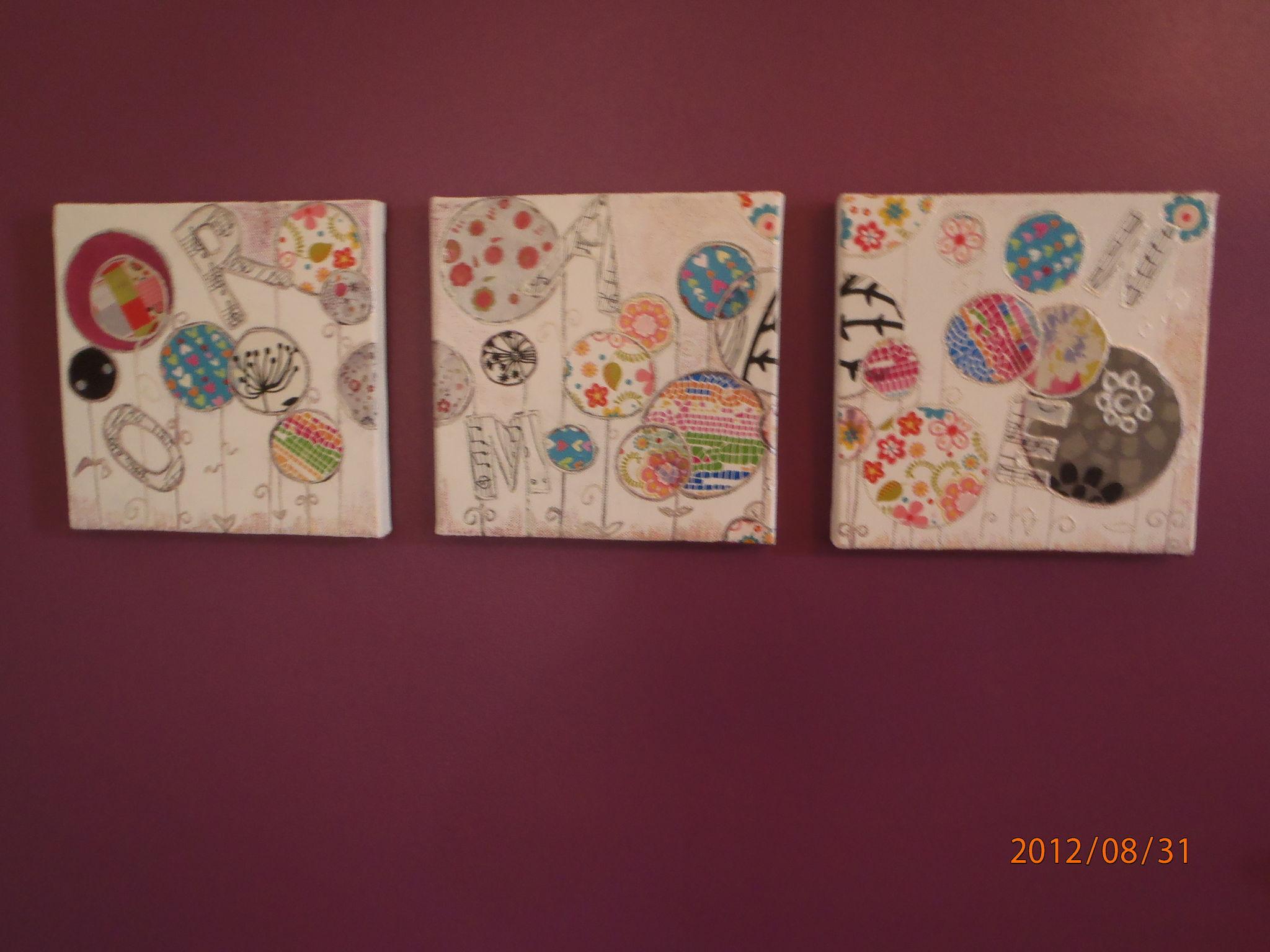 Fresque chambre enfant  C COMME CREATION