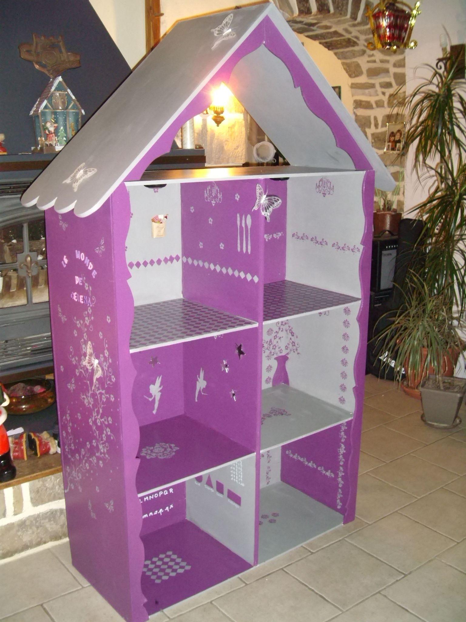 Maison De Barbie La Dco De Gg