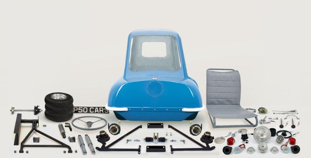 medium resolution of p50 car replica kit parts spares 1962 blue isle