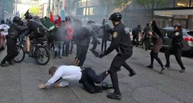 黑人暴亂會平息,但美國衰落會因此驟然提速_騷亂