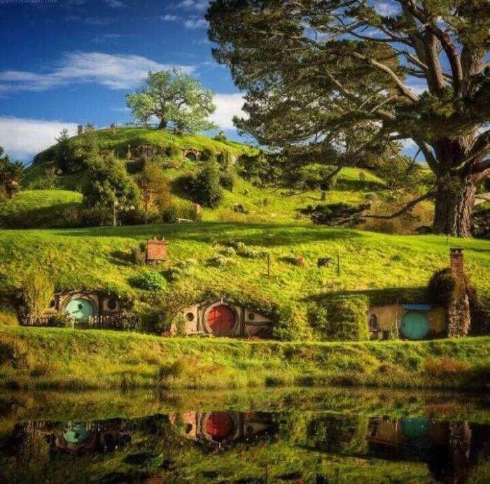 新西蘭瑪塔瑪塔小鎮,人世間最后的凈土_電影