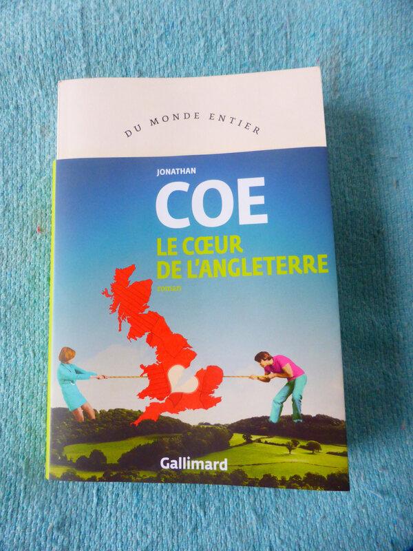 Le Coeur De L'angleterre Jonathan Coe : coeur, l'angleterre, jonathan, Coeur, L'Angleterre, Jonathan, Dasola