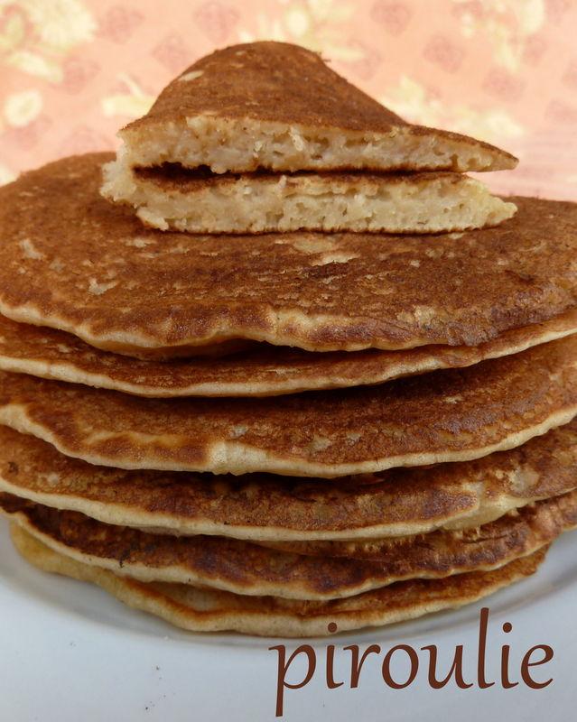 Crepe Flocon D Avoine : crepe, flocon, avoine, Pancakes, Flocons, D'avoine, Pâtisseries, Gourmandises