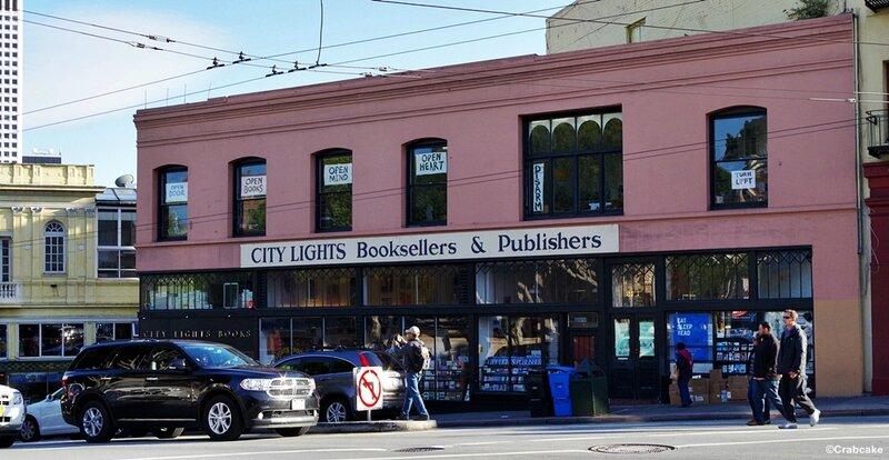 City Lights Bookstore 2